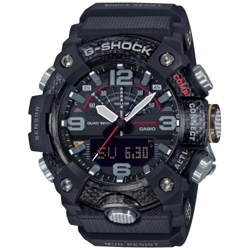Casio G-Shock Herrenuhr Mudmaster Carbon GG-B100-1AER