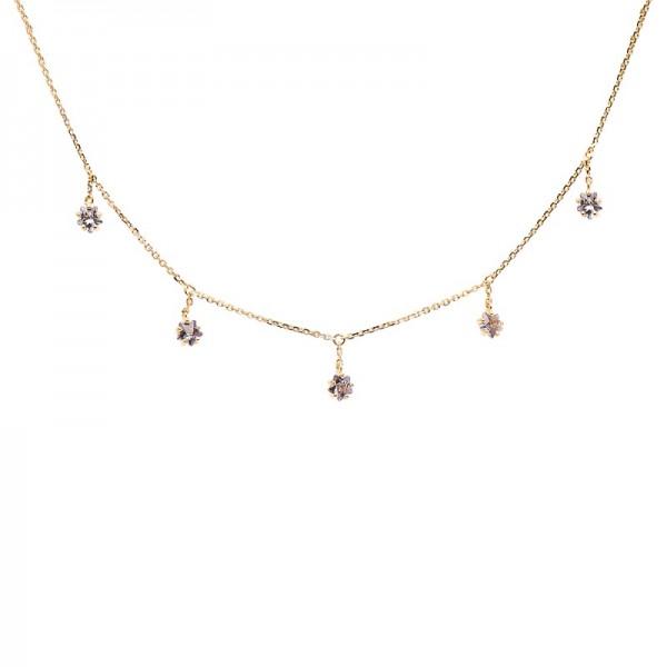 PD Paola Damenschmuck Halley Goldene Halskette CO01-154-U