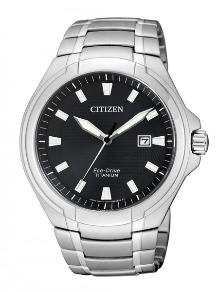 Citizen Eco-Drive, Herren, Super Titanium , BM7430-89E