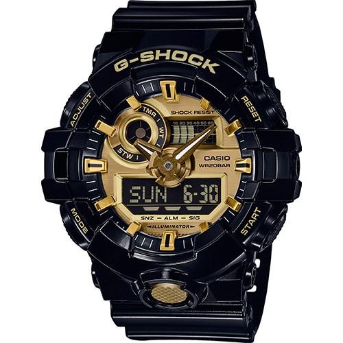Casio G-Shock Style Series Herrenuhr GA-710GB-1AER