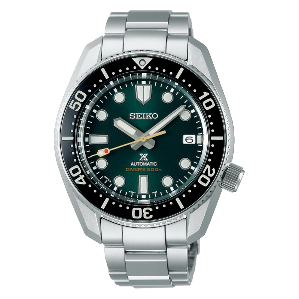 "Seiko Prospex Automatik Diver's 140 th Anniversary ""The Island Green"" Herrenuhr SPB207J1"