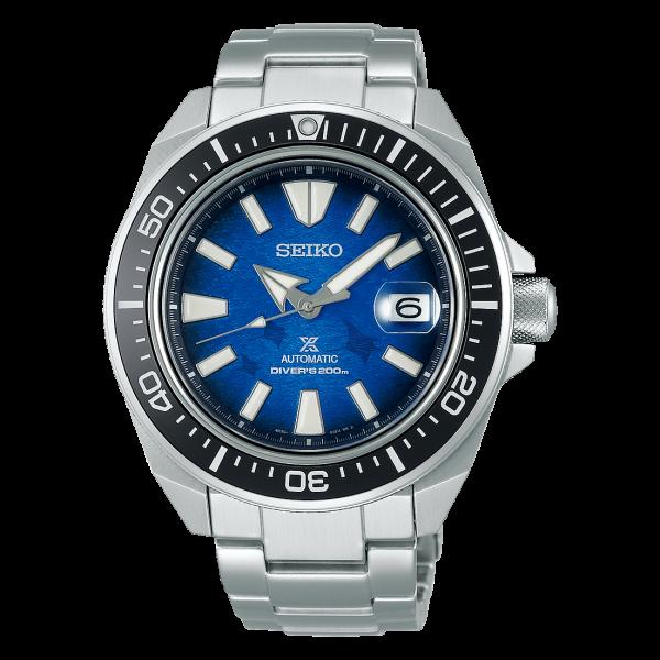 Seiko Prospex SEA Automatik Diver's Save The Ocean Herrenuhr SRPE33K1