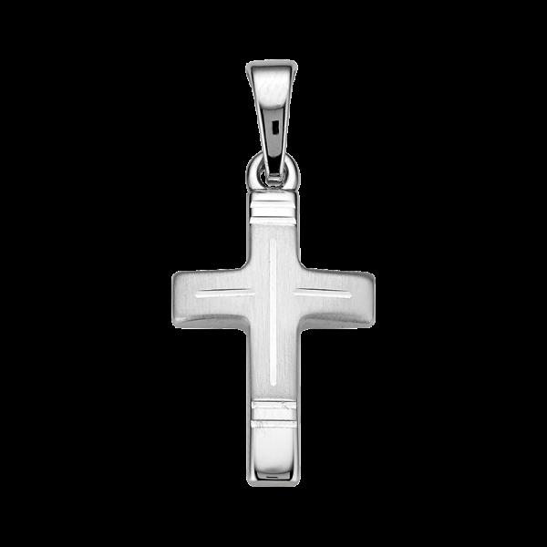 CEM 925er Silber Kreuz 16 mm BAH905055