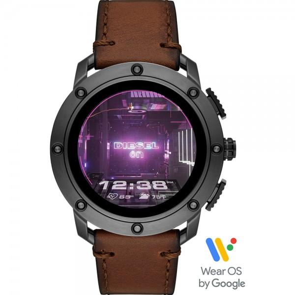 Diesel ON Herren Smartwatch Axial DZT2032, Generation 5