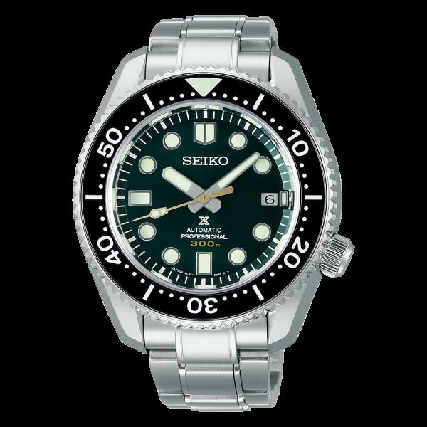 "Seiko Prospex Automatik Professional Diver's 140 th Anniversary ""The Island Green"" SLA047J1"