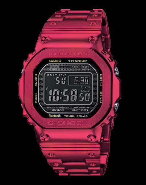 Casio G-Shock Herrenuhr G-Steel Special Edition GMW-B5000RD-4ER