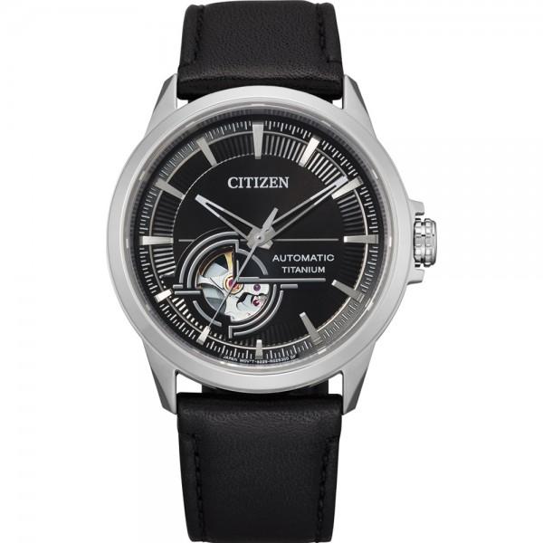 Citizen Herrenuhr Super Titanium NH9120-11E