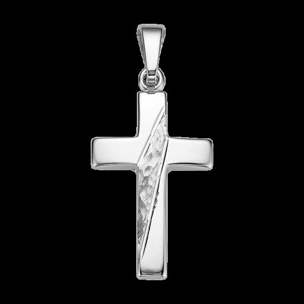 CEM 925er Silber Kreuz 18 mm BAH905054