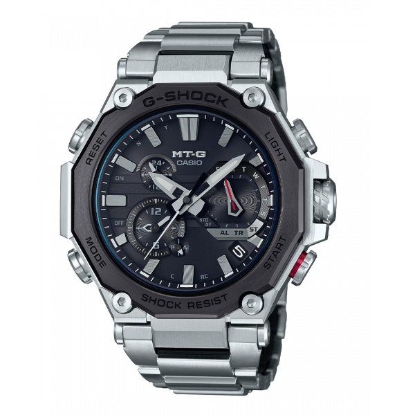 Casio G-Shock MTG-B2000D-1AER Funk-Solar G-Steel