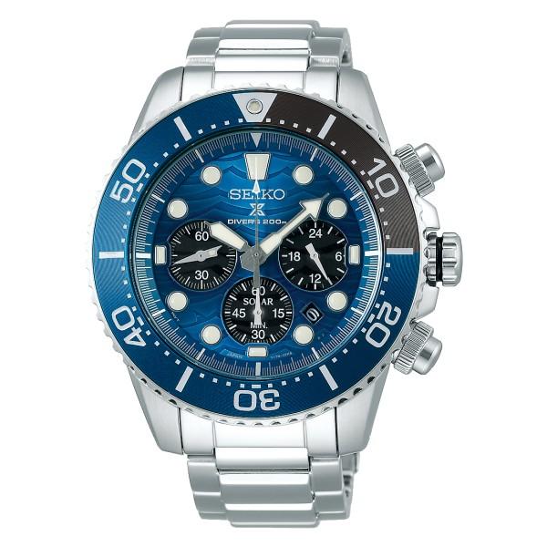 Seiko Prospex SEA Save the Ocean Herrenuhr SSC741P1