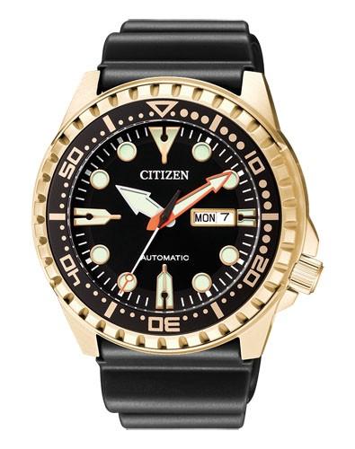 Citizen Herrenuhr Hau Mechanisch NH8383-17EE