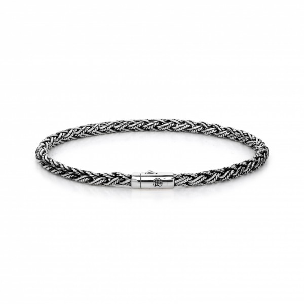 Rebel and Rose Herrenschmuck Bracelet RR-BR005-S-S