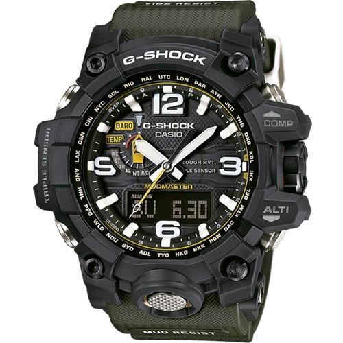 Casio G-Shock Mudmaster Herrenuhr GWG-1000-1A3ER