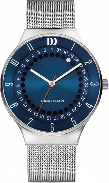 IQ17Q1974 Danish Design Herrenuhr