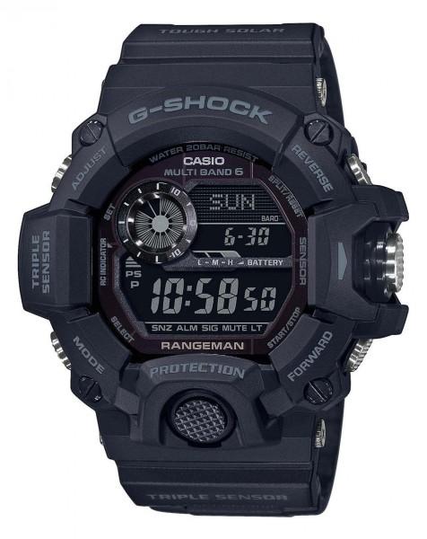 Casio G-Shock Herrenuhr Rangeman GW-9400-1BER