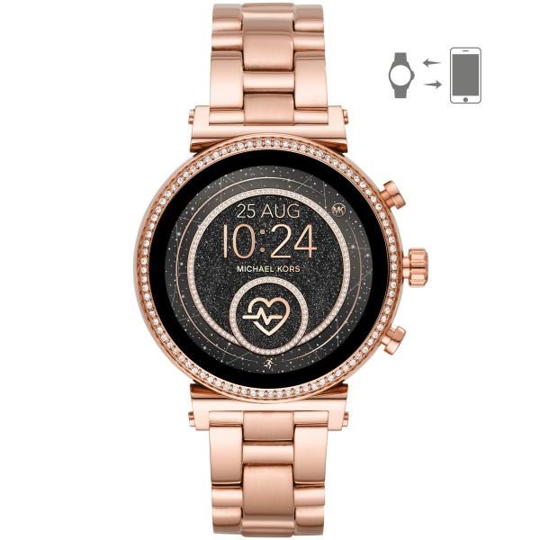 Michael Kors Damen Smartwatch Sofie MKT5063