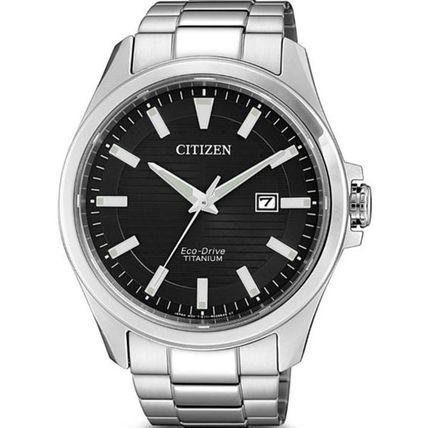 Citizen Herrenuhr N/Hau Titan BM7470-84E