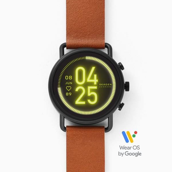 Skagen Unisexuhr Falster Smartwatch SKT5201