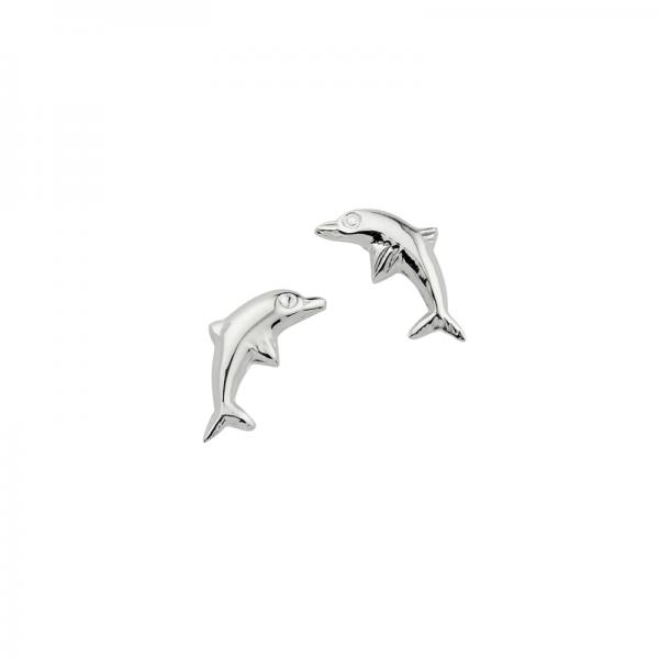 CEM 925er Silber Ohrstecker Delfin BOS900112