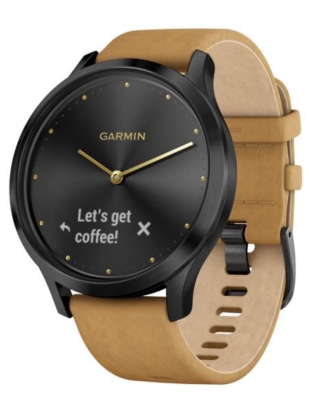 Garmin Herrenuhr Smartwatch Vivomove HR Premium 010-01850-00