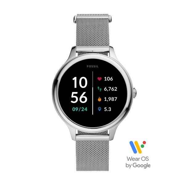 Fossil Damenuhr Smartwatch FTW6071 Gen. 5E