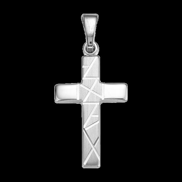 CEM 925er Silber Kreuz 18 mm BAH905067