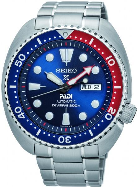 Seiko Prospex SEA Diver's PADI Herrenuhr SRPA21K1