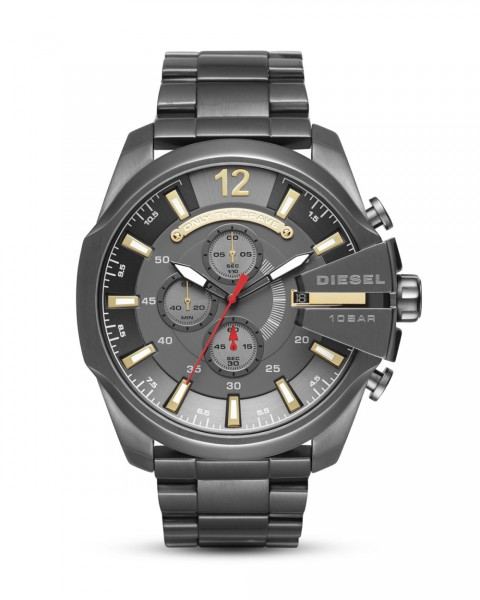 Diesel Herrenuhr Mega Chief DZ4421