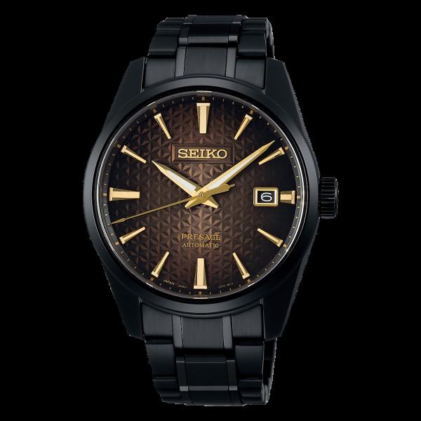 "Seiko Presage ""Sharp Edged"" Automatik Special Edition Herrenuhr SPB205J1"
