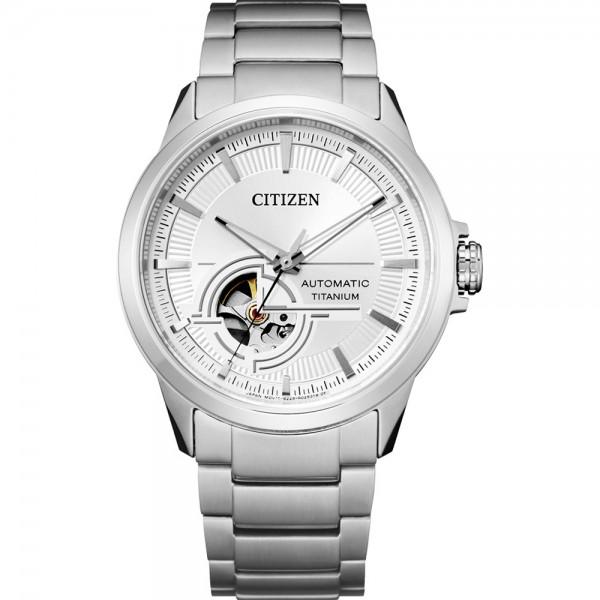 Citizen Herrenuhr Super Titanium NH9120-88A