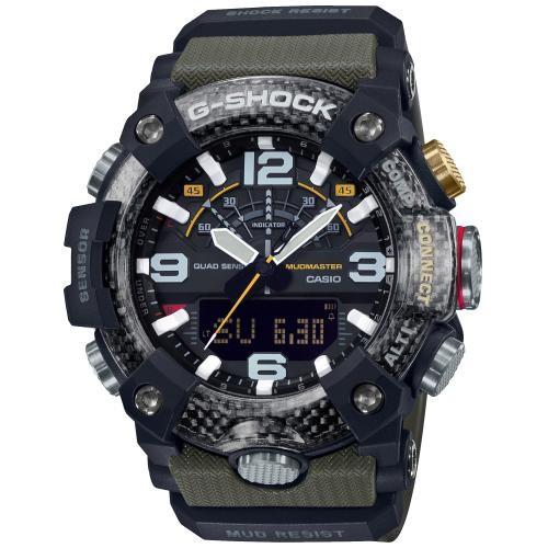 Casio G-Shock Mudmaster Herrenuhr Carbon GG-B100-1A3ER