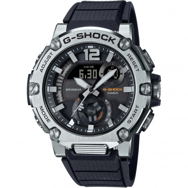G-Shock Herrenuhr G-Steel GST-B300S-1AER