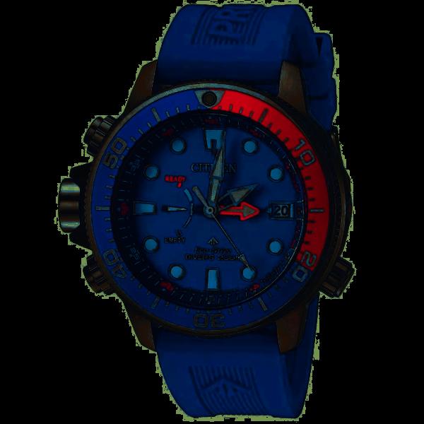 Citizen Herrenuhr Promaster Aqualand Diver Unisexuhr BN2038-01L