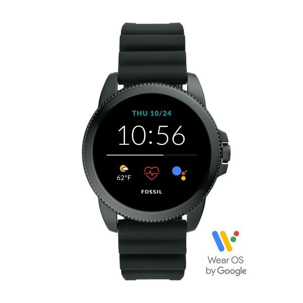 Fossil Herrenuhr Smartwatch FTW4047 Gen. 5E