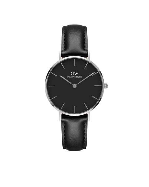 Daniel Wellington DW00100180 Classic Petite Sheffield Black Damenuhr