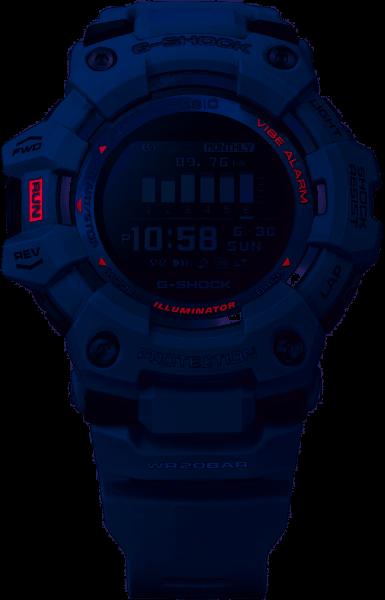 Casio G-Shock Herrenuhr G-Squad Bluetooth GBD-100-2ER