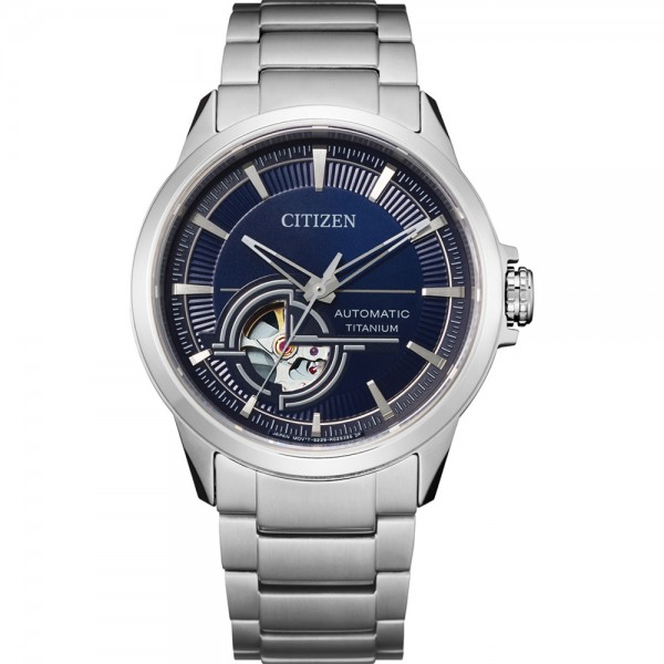 Citizen Herrenuhr Super Titanium NH9120-88L