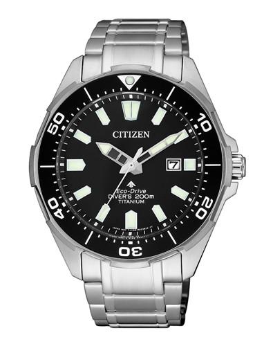 Citizen Herrenuhr TI Hau Promaster Ec BN0200-81E