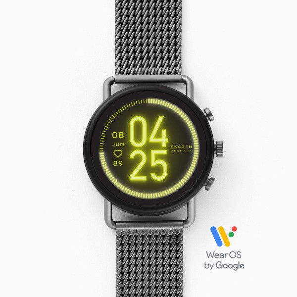 Skagen Unisexuhr Falster Smartwatch SKT5200