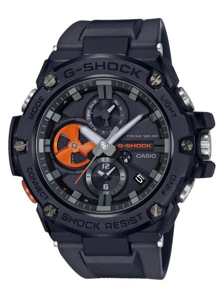 Casio G-Shock Herrenuhr G-Steel Bluetooth GST-B100B-1A4ER