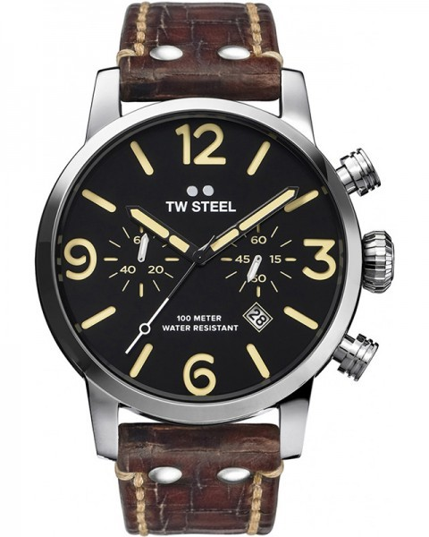 TW Steel MS3 Herrenuhr Chronograph