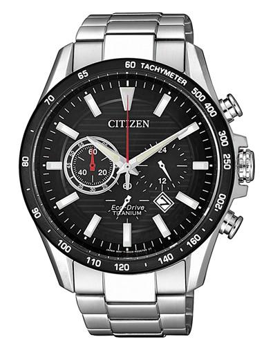 Citizen Herrenuhr N/ST-Hau Super T CA4444-82E