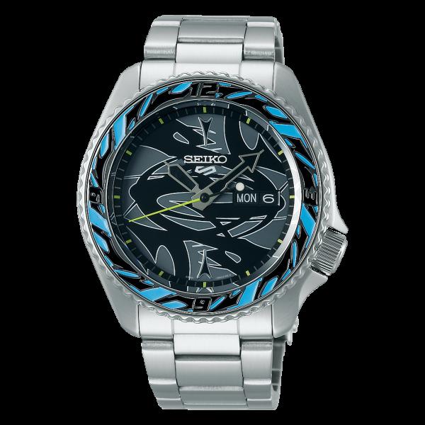 Seiko Herrenuhr Seiko 5 Sports Guccimaze Limited Edition SRPG65K1