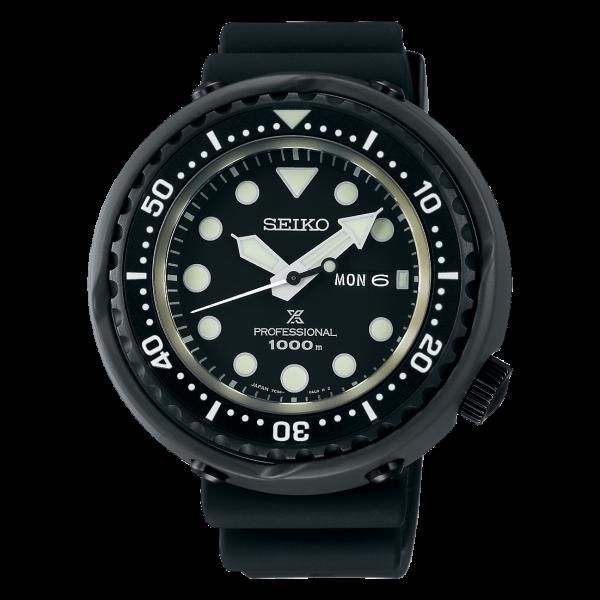Seiko Prospex SEA Quarz Professional Diver's Herrenuhr S23631J1