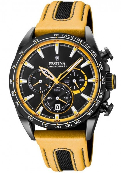Festina Herrenuhr The Originals F20351/4