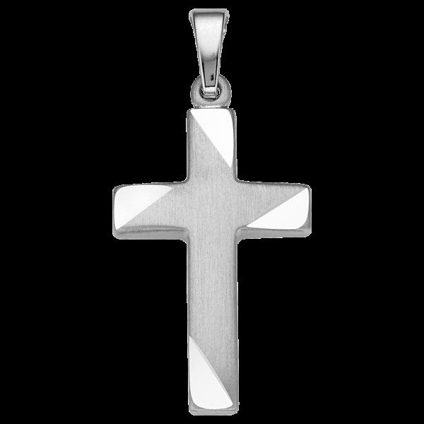 CEM 925er Silber Kreuz 21 mm BAH905052