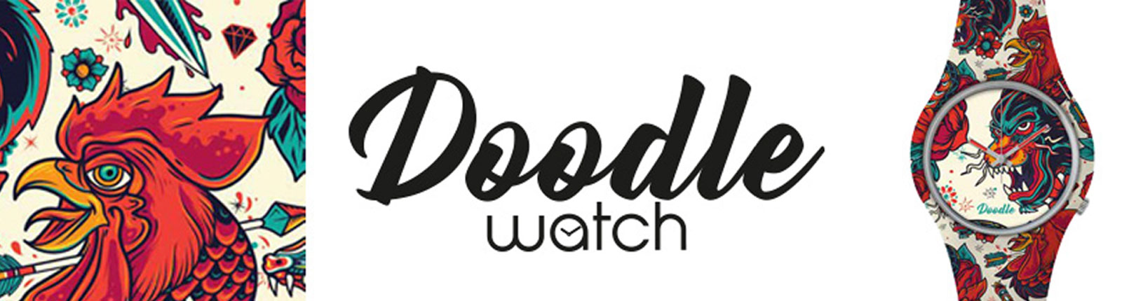 Doodle-Banner