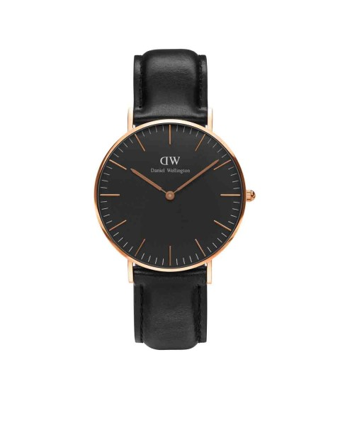 Daniel Wellington Unisexuhr Classic Black Sheffield DW00100139