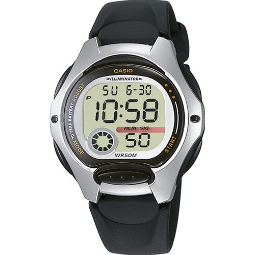 Casio Collection Armbanduhr LW-200-1AVEF