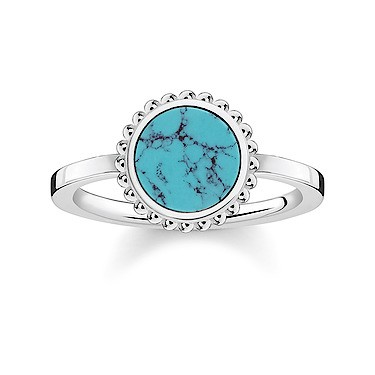 Thomas Sabo Ring TR2186-404-17-50